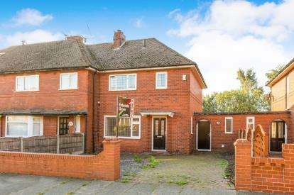 2 Bedrooms Semi Detached House for sale in Townsfield Road, Westhoughton, Bolton, Greater Manchester, BL5
