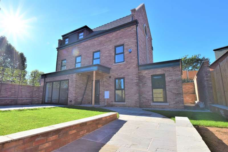 4 Bedrooms Detached House for sale in Heathbank Road Development, Cheadle Hulme