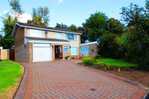 4 Bedrooms Detached House for sale in Lorimers Close, Easington, Durham, SR8 2NH