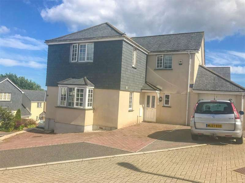 5 Bedrooms Detached House for sale in Chy Pons, ST AUSTELL, Cornwall