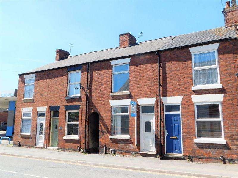 2 Bedrooms Terraced House for sale in Melbourne Road, Ibstock