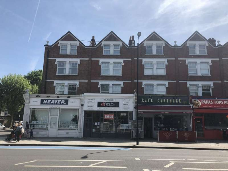 5 Bedrooms Maisonette Flat for sale in Balham High Road, London, SW17