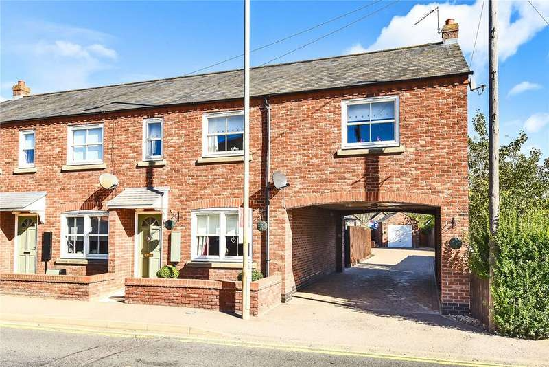 4 Bedrooms End Of Terrace House for sale in High Street, Gosberton, PE11