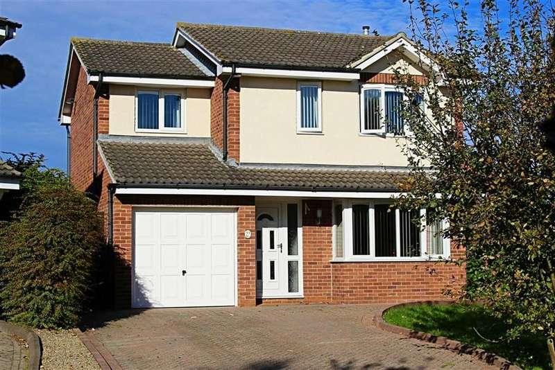 4 Bedrooms Detached House for sale in Coulby Manor Farm, Coulby Newham