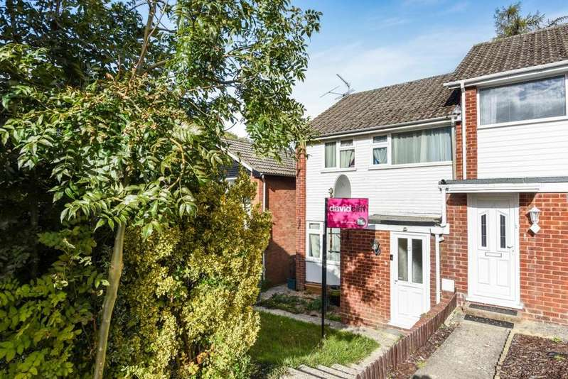 3 Bedrooms Semi Detached House for sale in Sandbrooke Walk, Burghfield Common, RG7