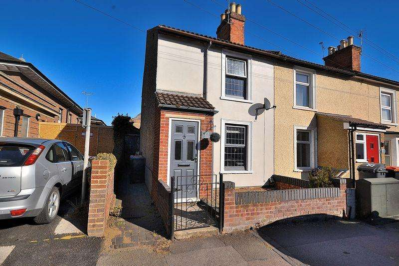 2 Bedrooms End Of Terrace House for sale in Hockliffe Road, Leighton Buzzard