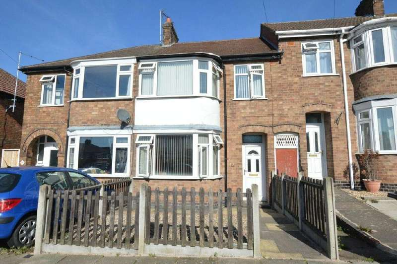 3 Bedrooms Terraced House for sale in Cheshire Road, Leicester