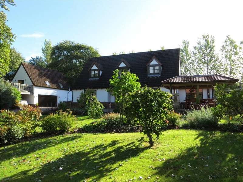 5 Bedrooms Detached House for sale in Belladrum, Beauly, Inverness-Shire