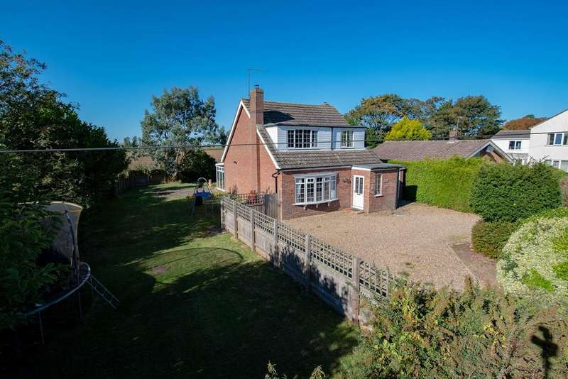 3 Bedrooms Chalet House for sale in Old Main Road, Fosdyke, Boston, PE20