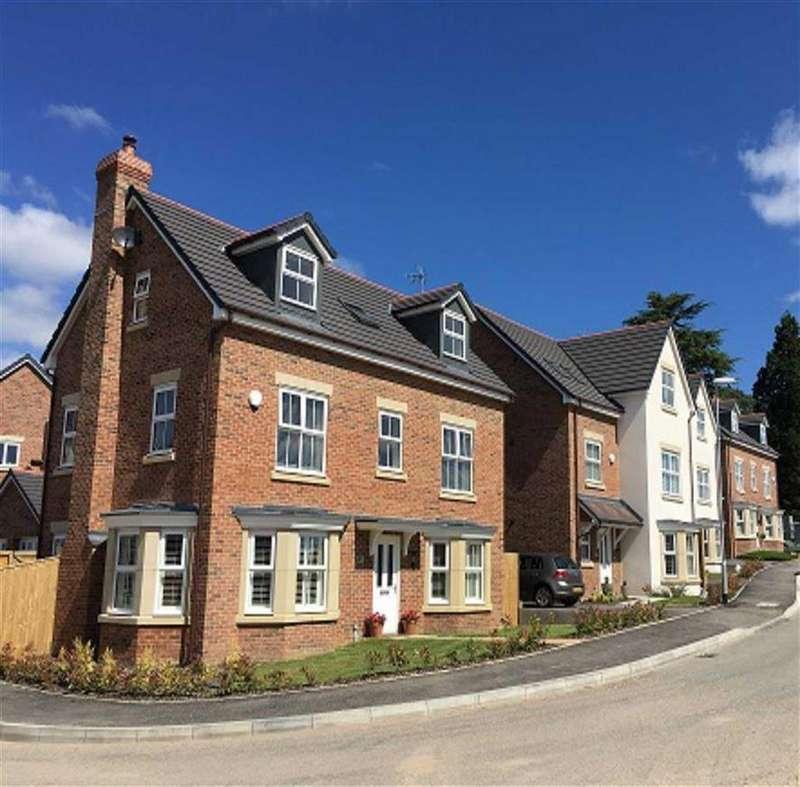 5 Bedrooms Detached House for sale in Vicarage Road, Llangollen, Denbighshire