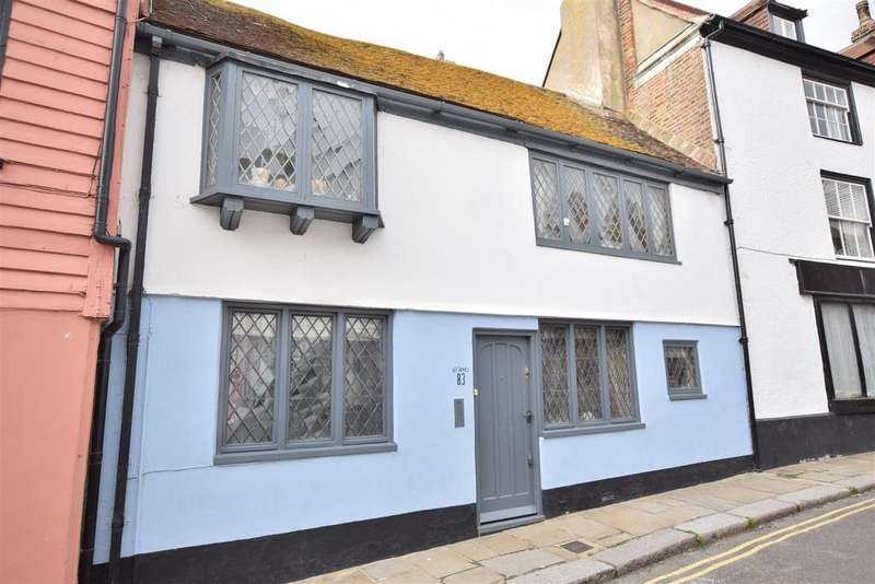 3 Bedrooms Semi Detached House for sale in All Saints Street, Hastings