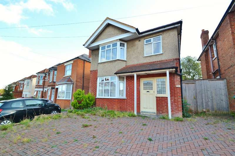 3 Bedrooms Detached House for sale in Swaythling