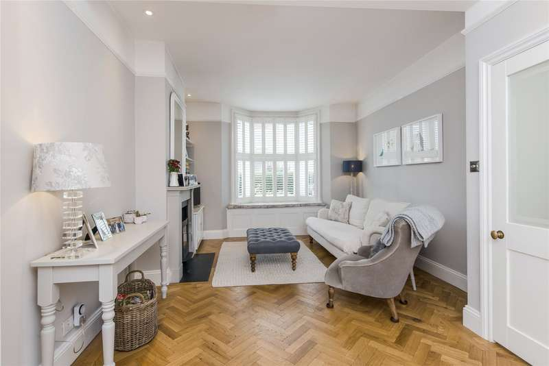4 Bedrooms Terraced House for sale in Winfrith Road, Wandsworth, London, SW18