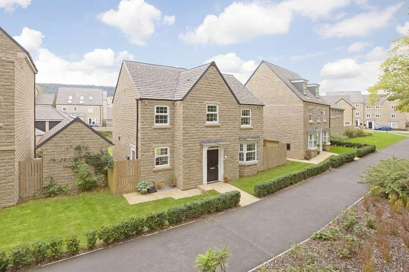 4 Bedrooms Detached House for sale in Riverside Walk, Otley