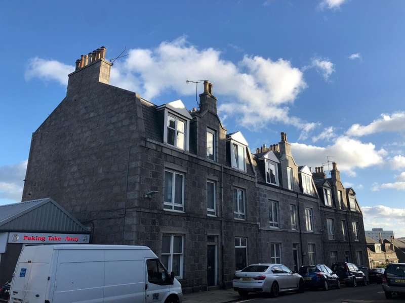 1 Bedroom Flat for sale in 285 E, Hardgate, Aberdeen
