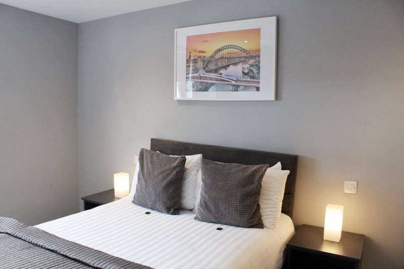 2 Bedrooms Apartment Flat for rent in Aerial House, City Road, Newcastle upon Tyne