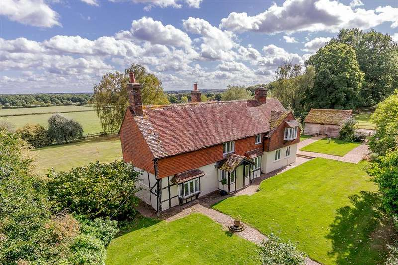 4 Bedrooms Detached House for sale in Staples Hill, Kirdford, Billingshurst, West Sussex