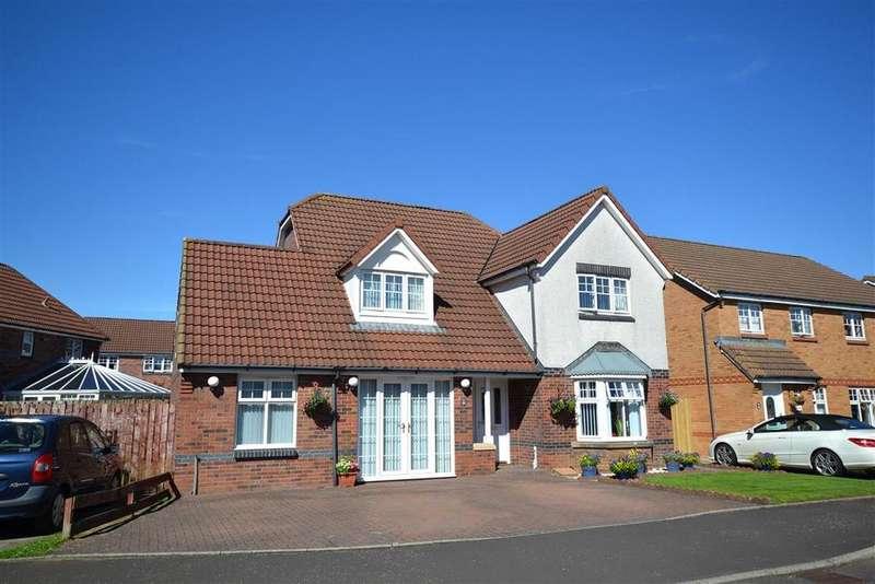5 Bedrooms Detached Villa House for sale in 183 Obree Avenue, Prestwick, KA9 2NT