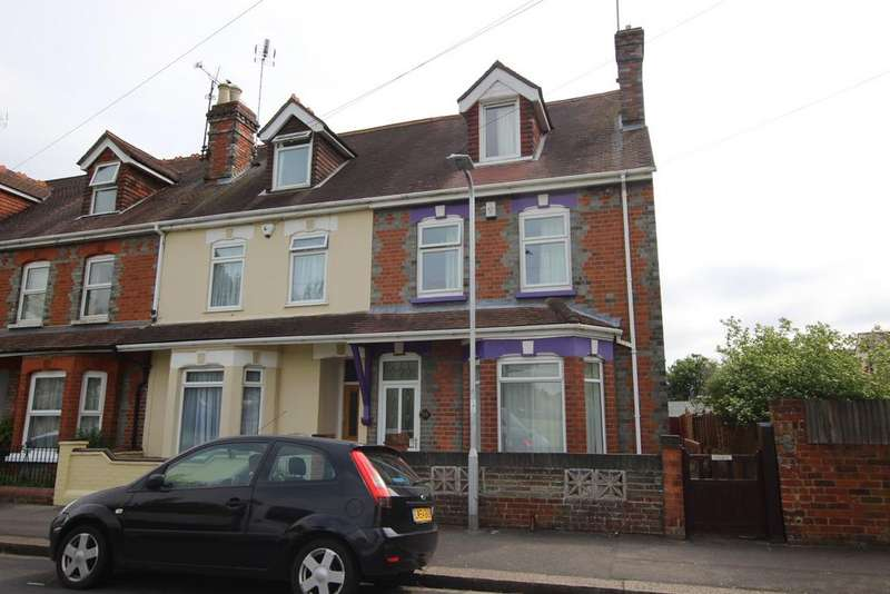 4 Bedrooms End Of Terrace House for sale in Kensington Road, Reading, Berkshire, RG30