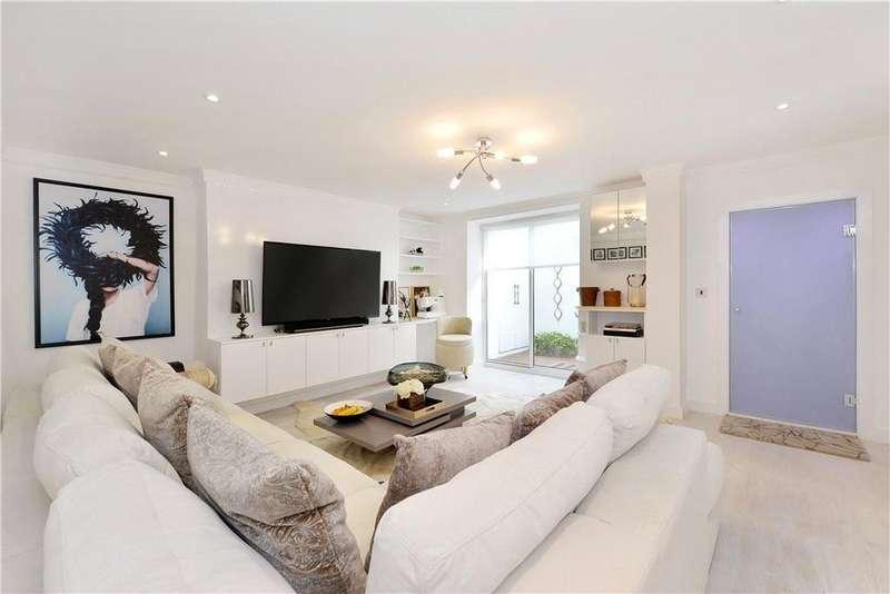 6 Bedrooms Terraced House for sale in Upper Montagu Street, Marylebone, London, W1H