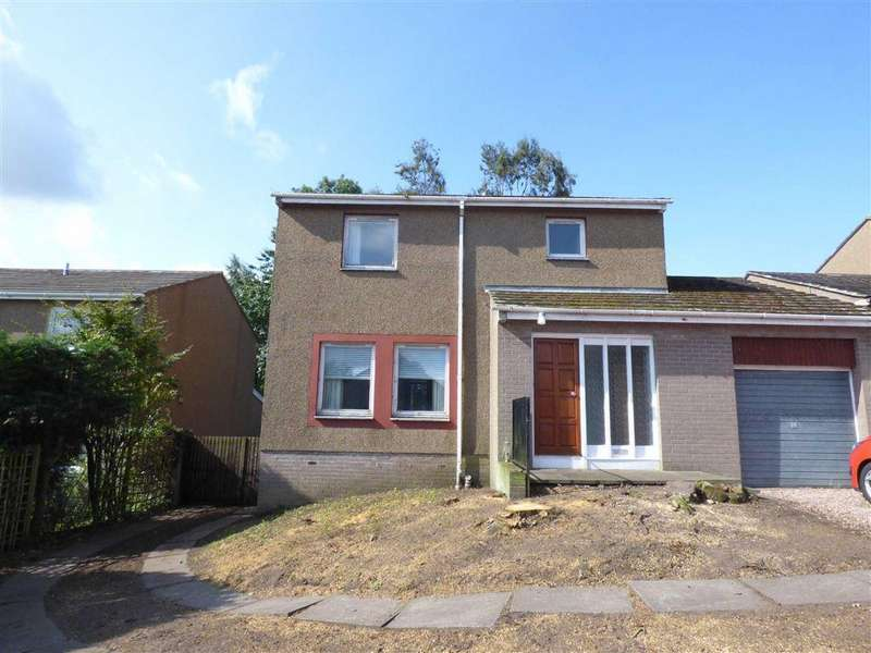 3 Bedrooms Detached House for sale in Eden Park, Cupar, Fife