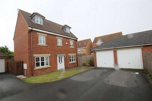 4 Bedrooms Detached House for sale in Housesteads Close, Wallsend, Tyne and Wear