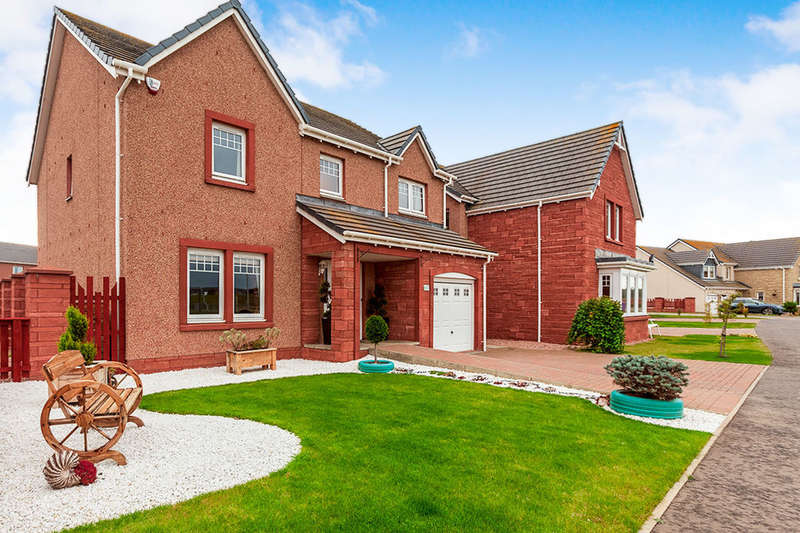 5 Bedrooms Detached House for sale in Dunlin Walk, Montrose, DD10