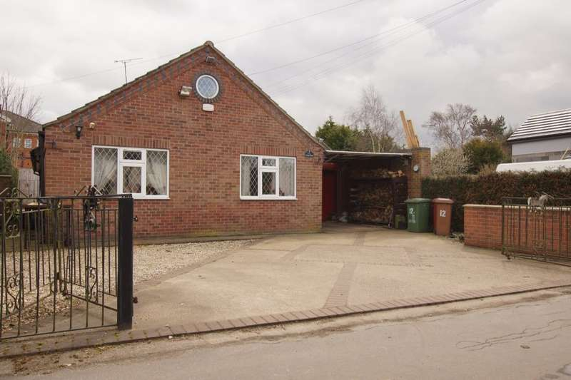 3 Bedrooms Detached Bungalow for sale in Railway Street, Barnetby, DN38