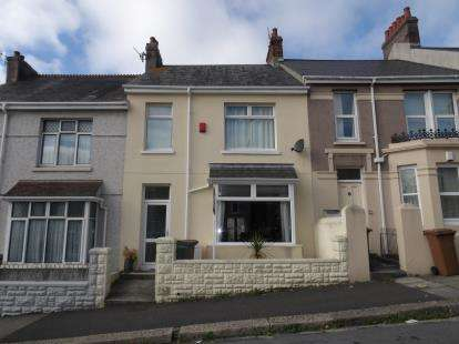 3 Bedrooms Terraced House for sale in St Judes, Plymouth, Devon