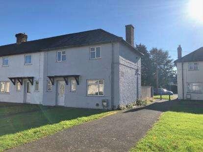 3 Bedrooms End Of Terrace House for sale in Maes Y Bronydd, Bala, Gwynedd, North Wales, LL23