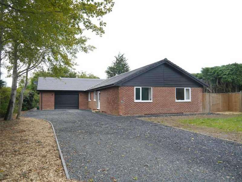 4 Bedrooms Detached Bungalow for sale in SPACIOUS 4 BED DETACHED BUNGALOW Stonehaugh Way, Darras Hall, Ponteland, Newcastle Upon Tyne