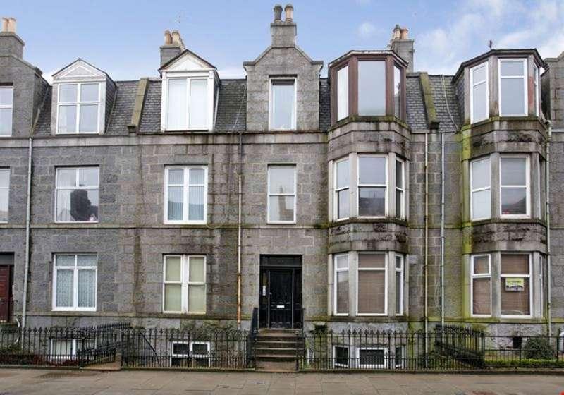1 Bedroom Flat for sale in 77, Union Grove, Aberdeen
