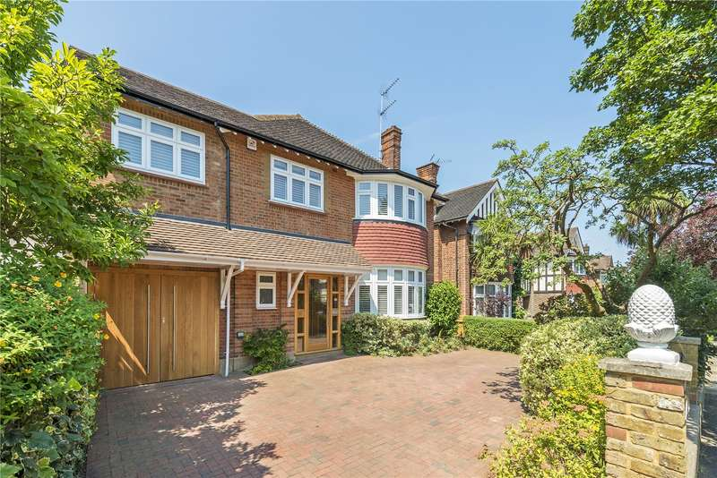 6 Bedrooms Detached House for sale in Berwyn Road, Richmond, TW10
