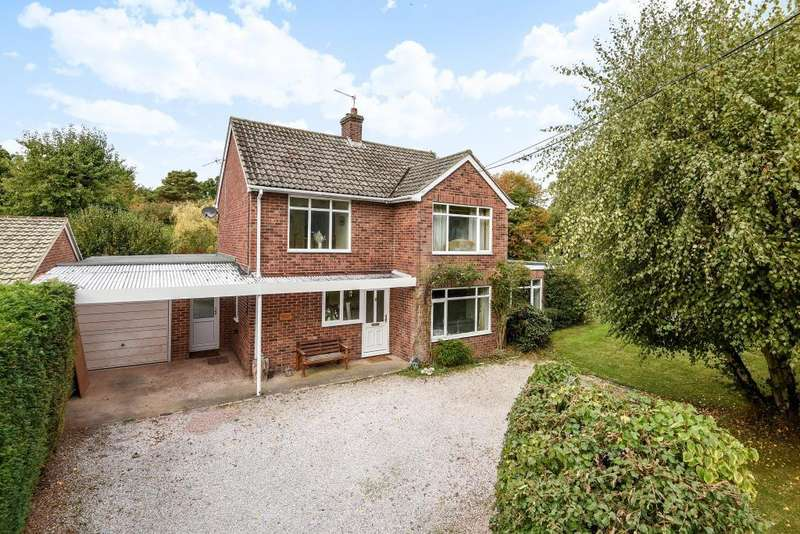 4 Bedrooms Detached House for sale in Deacons Lane, Hermitage, RG18
