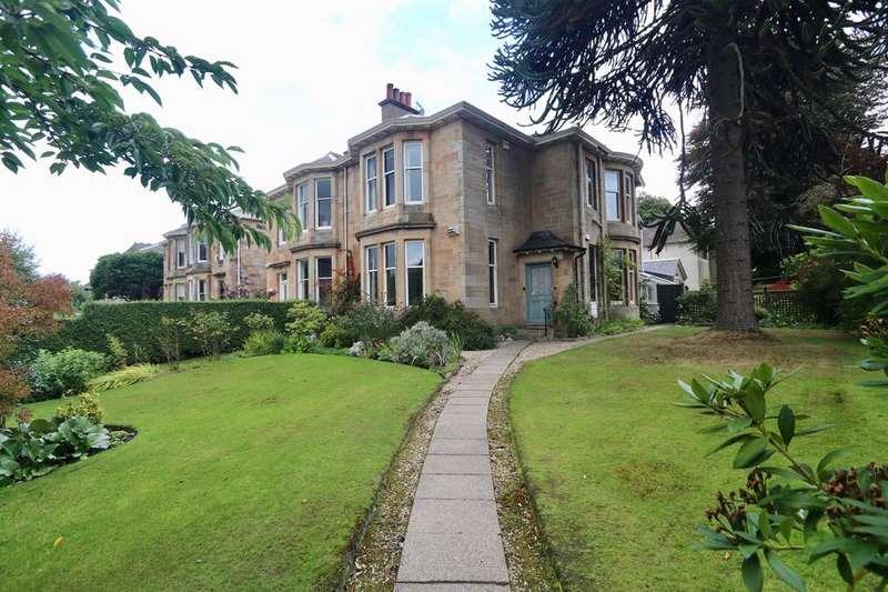 4 Bedrooms Semi Detached House for sale in 469 Kilmarnock Road, GLASGOW, G43 2TJ