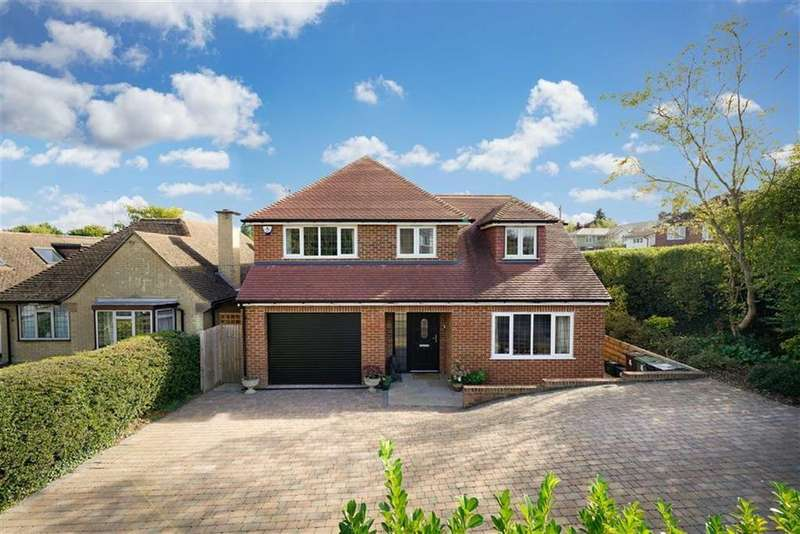 4 Bedrooms Detached House for sale in West Way, Harpenden, Hertfordshire
