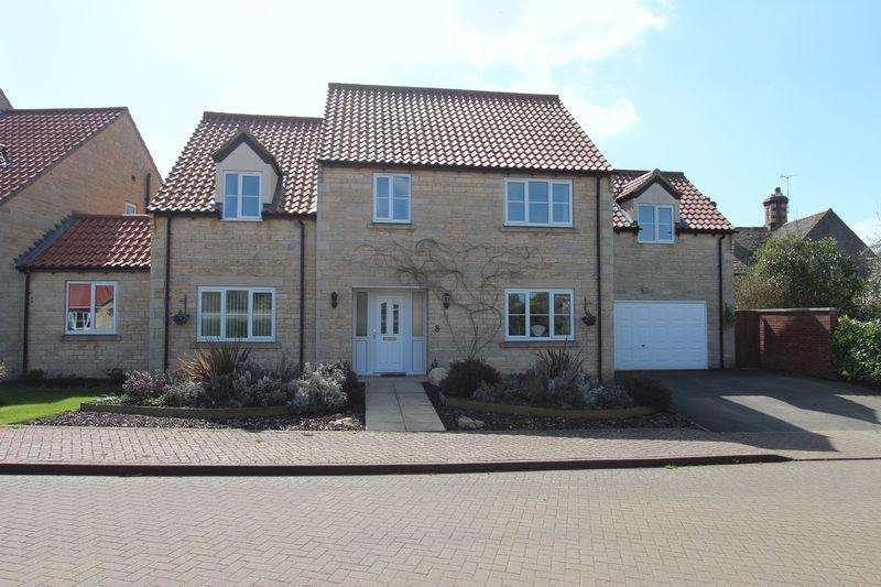 4 Bedrooms Link Detached House for sale in Elliots Way, Braceborough