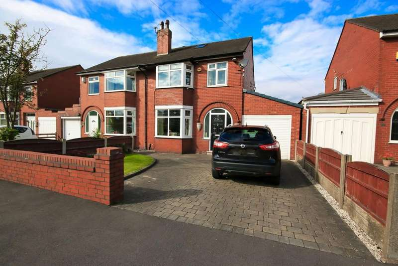 4 Bedrooms Semi Detached House for sale in West Mount, Orrell, Wigan, WN5 8LX
