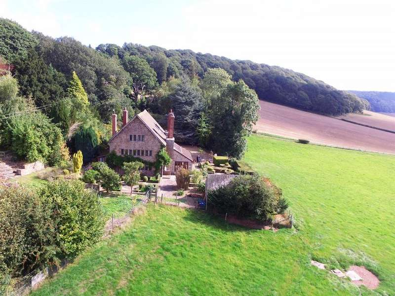6 Bedrooms Detached House for sale in Wormsley, Hereford