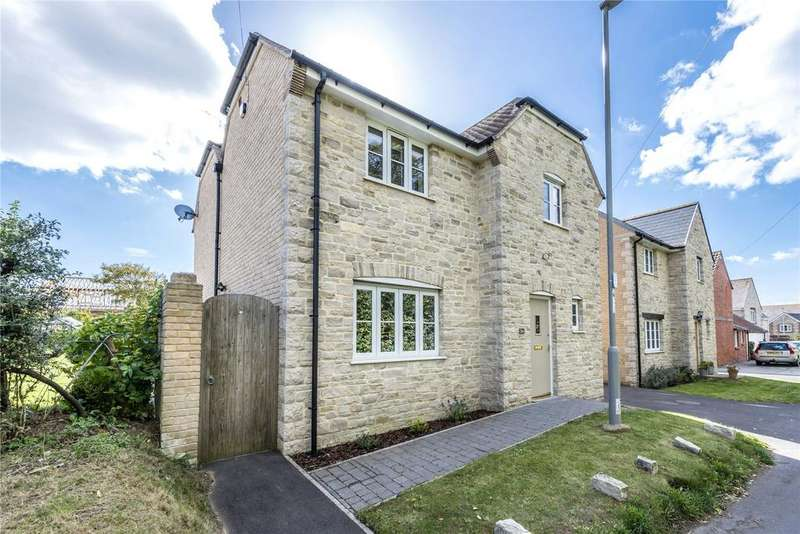 4 Bedrooms Detached House for sale in Chickerell, Weymouth, Dorset