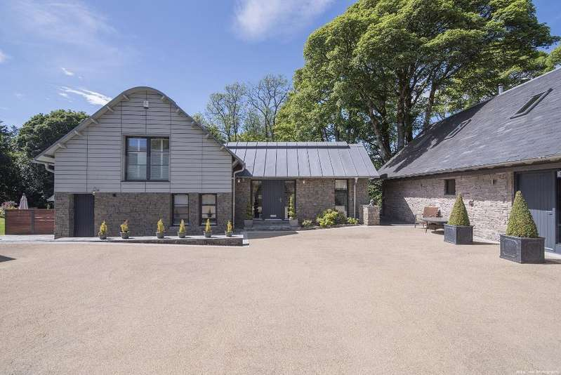 6 Bedrooms Detached House for sale in Glen Road, Dunblane, Dunblane, Scotand, FK15 0HR
