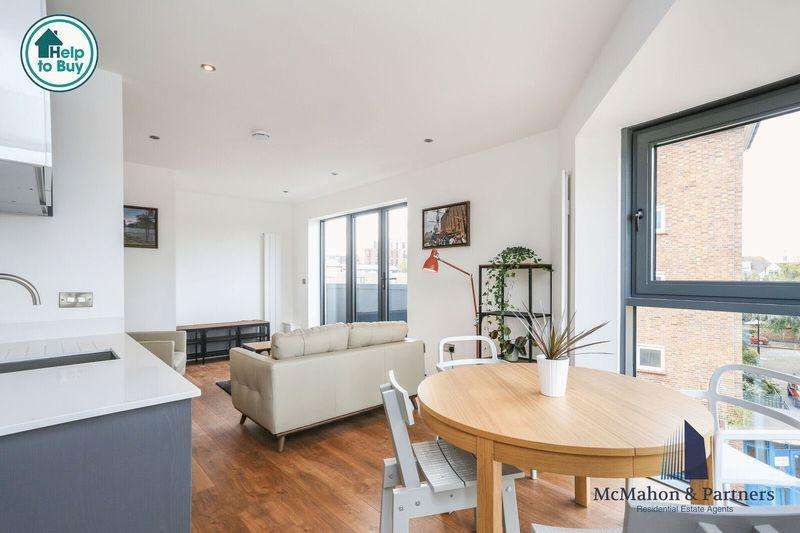 2 Bedrooms Apartment Flat for sale in Apartment 1, Comet Street