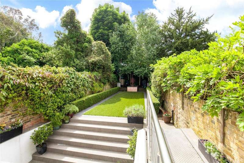 3 Bedrooms Terraced House for sale in Hampstead Lane, Highgate, London, N6