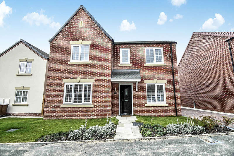 4 Bedrooms Detached House for sale in Folly Way, Barnsley, S71
