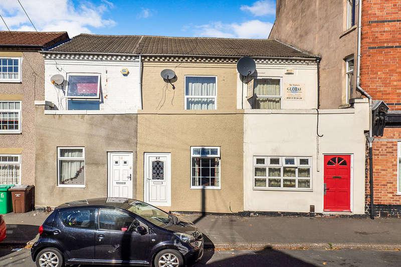 3 Bedrooms Property for sale in Sandon Street, Nottingham, NG7