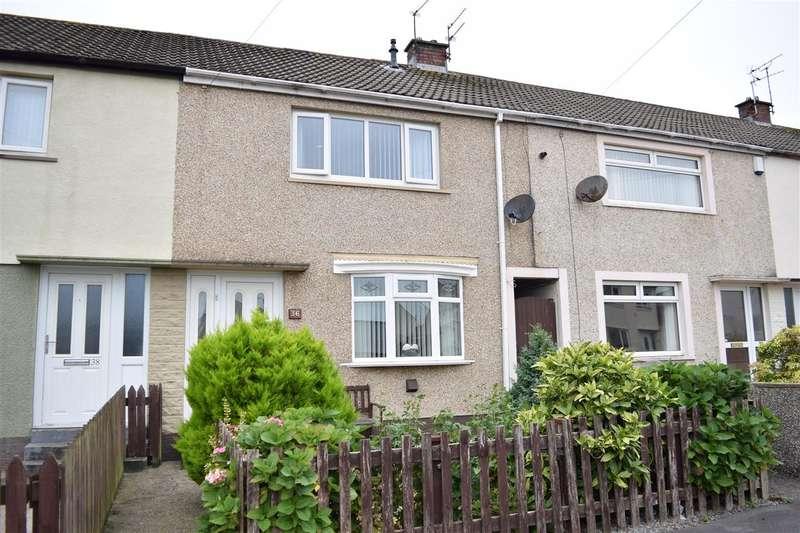 2 Bedrooms Terraced House for sale in Needham Drive, Workington