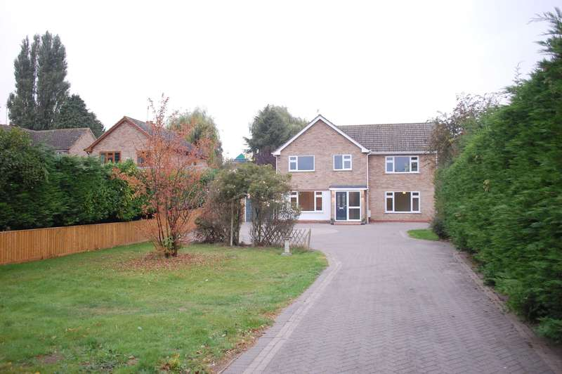 4 Bedrooms Detached House for sale in Howard Close, Bidford on Avon, B50