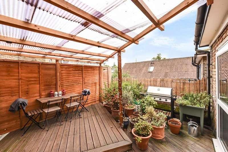 1 Bedroom Flat for sale in Cambridge Avenue, Kilburn Park