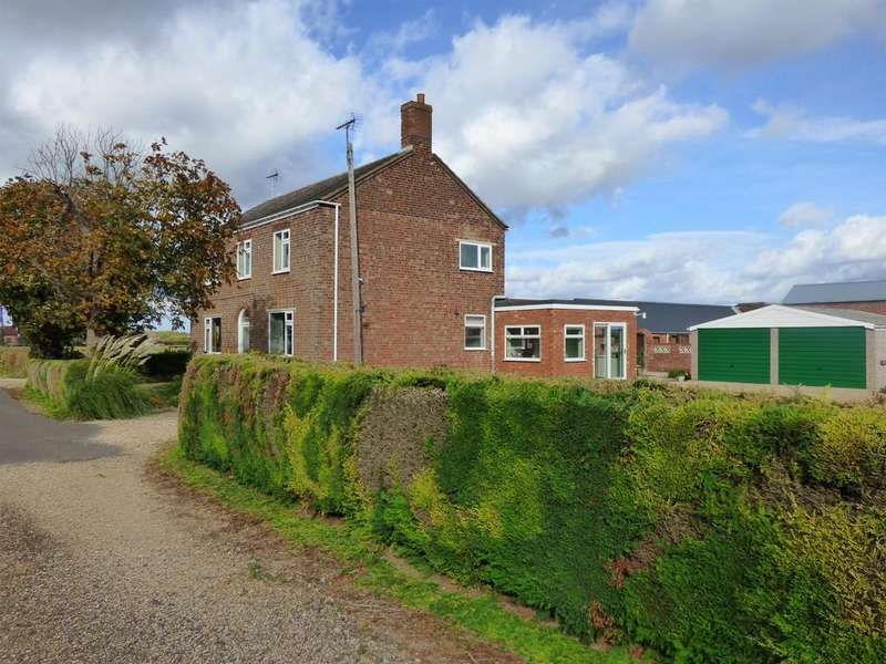 4 Bedrooms Detached House for sale in Mill Green, Pinchbeck