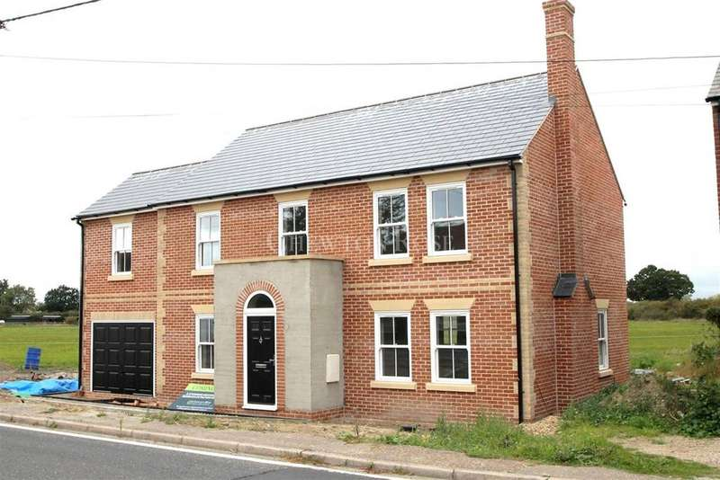 4 Bedrooms Detached House for sale in Ardleigh